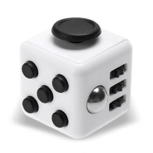 Fiddle Cube Spinner